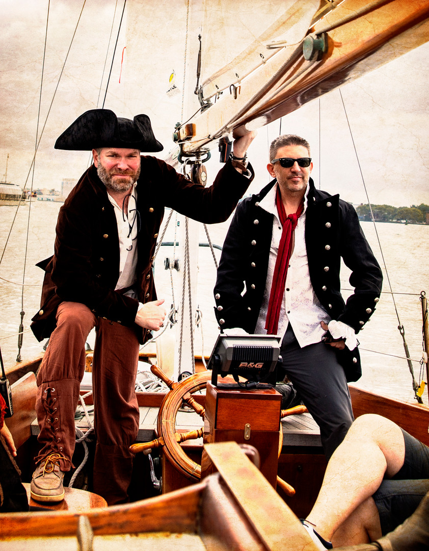 Pirates Duber and Todd