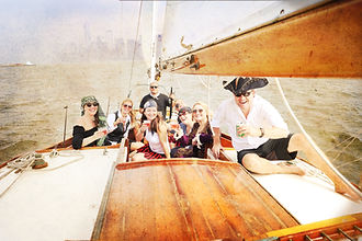 Pirate Crew Gitana 2017