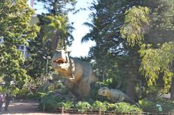 Tyrannosaurus Group - Perth Zoo