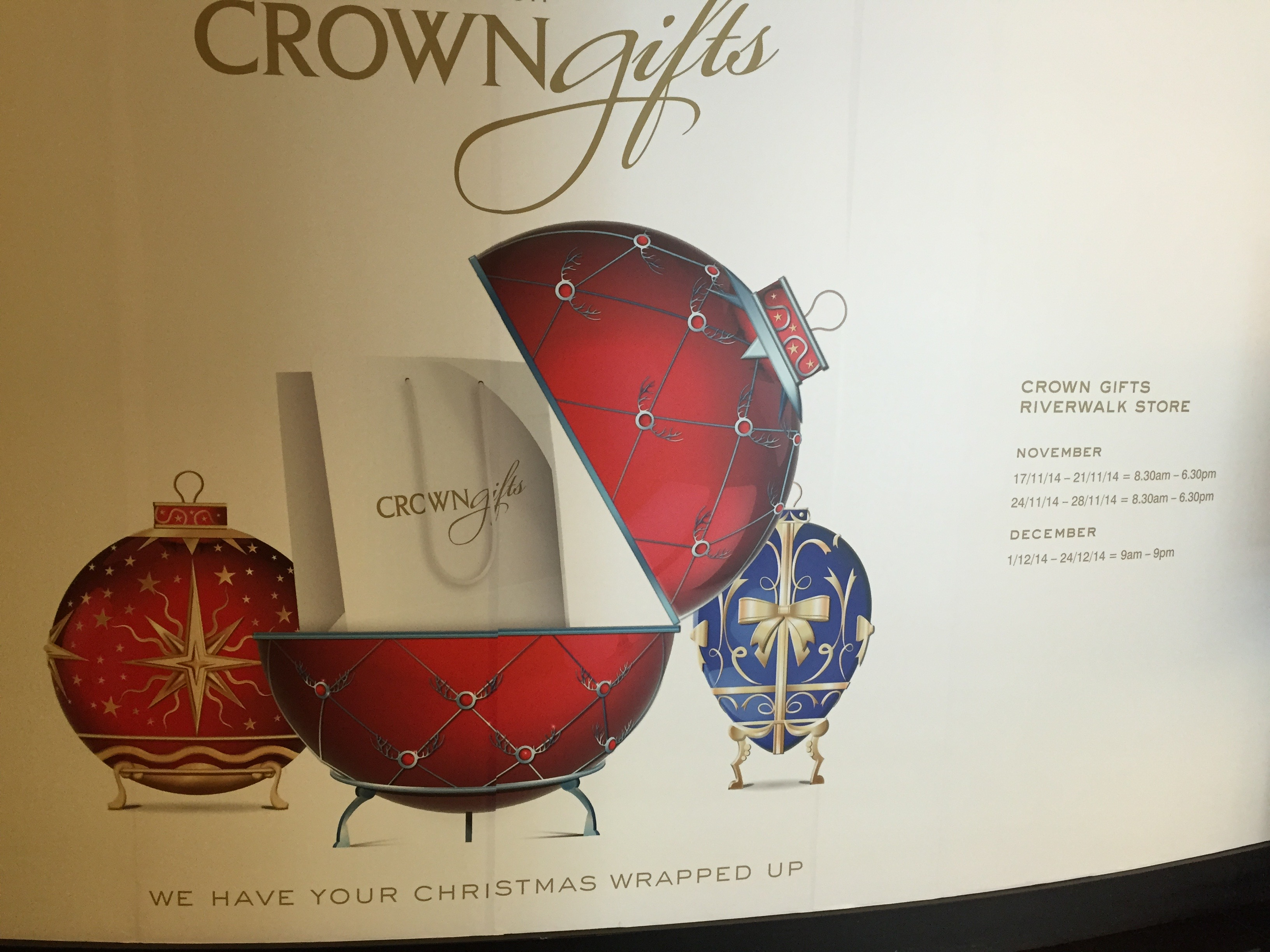 Crown Christmas
