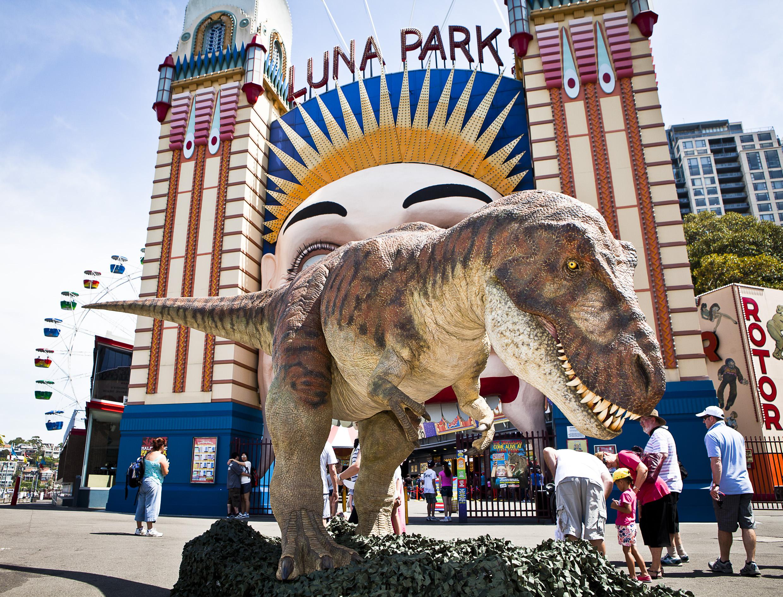 Dinosaurs Alive - Luna Park