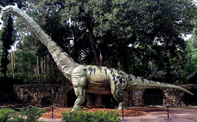 Argentinosaurus - Perth Zoo