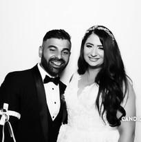 Candi Snaps - Sydney Kardashian Booth - Nina and Gadi Wedding 2