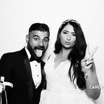 Candi Snaps - Sydney Kardashian Booth - Nina and Gadi Wedding 1
