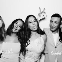 Candi Snaps - Sydney Kardashian Booth - Guests