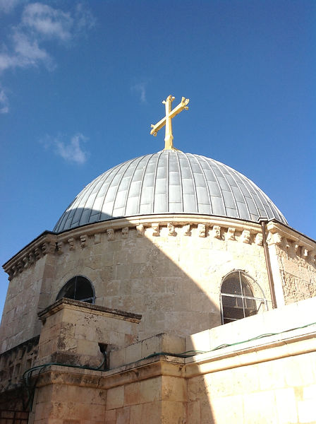 Church of the Holy Sepulcher Rooftop.jpg