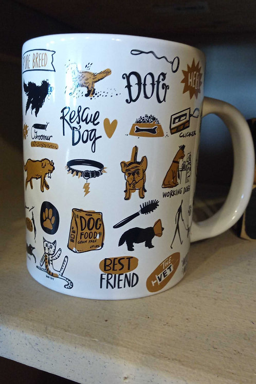 Dog Lover's Mug