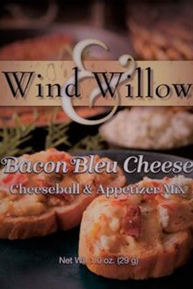 Bacon Bleu Cheese Appetizer Cheeseball Mix