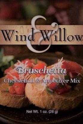 Bruschetta Cheeseball & Appetizer Mix