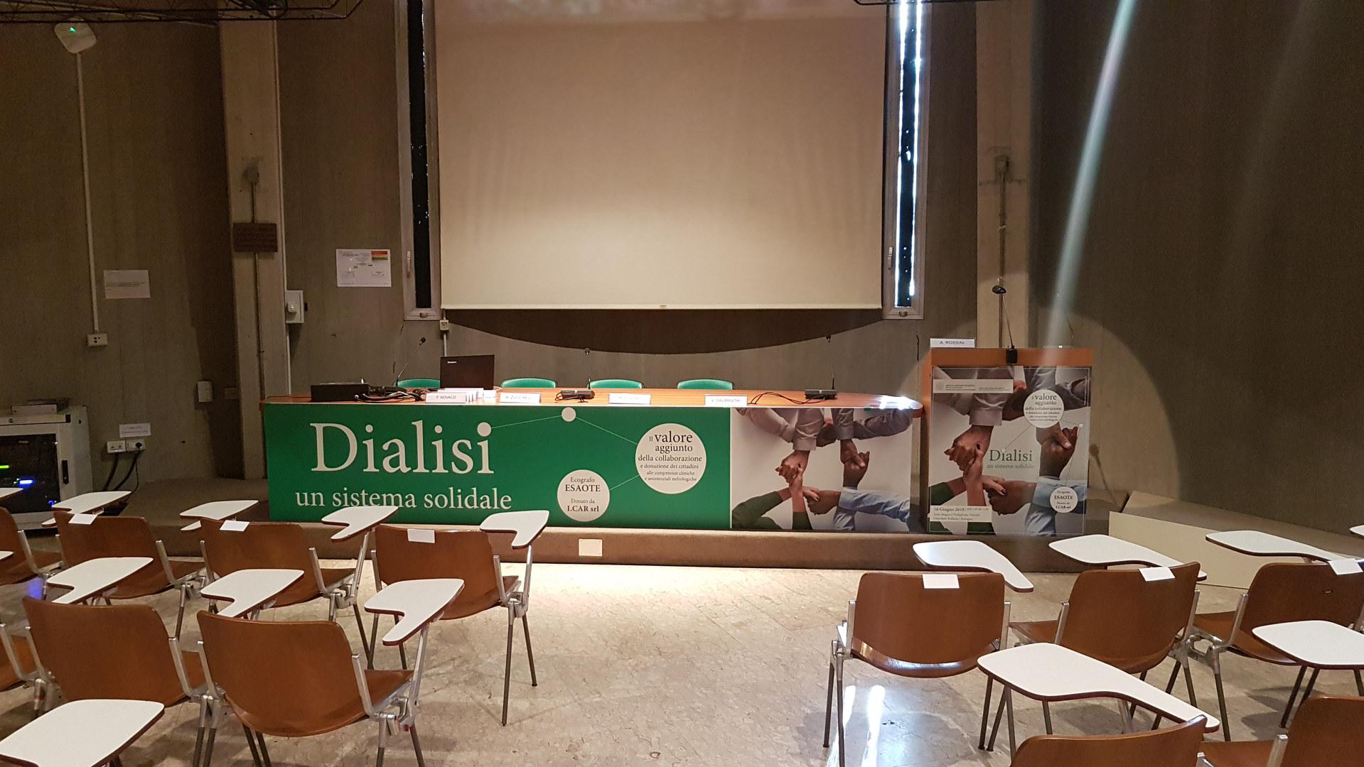 CONVEGNO DIALISI OSPEDALE BELLARIA