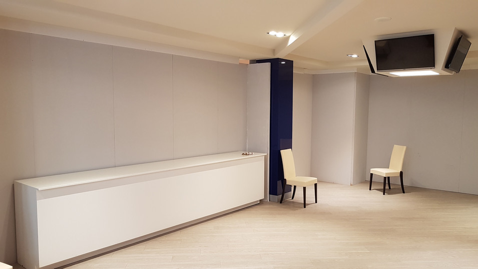 stanza privata di Papa Francesco a Bolog