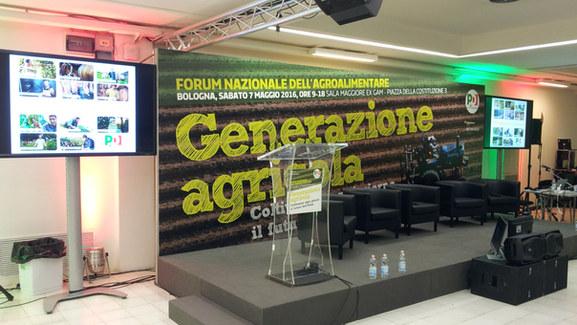 convegno Generazione Agricola