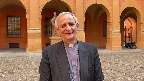 Il saluto del Cardinale Matteo Zuppi