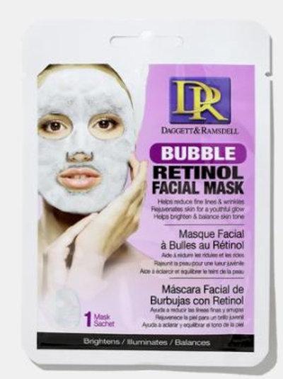 D&R Bubble Facial Mask- Retinol Sheet Mask