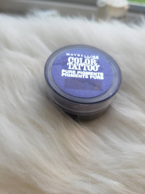 Maybelline Color Tattoo Potent Purple