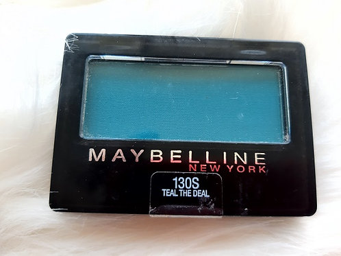 Maybelline Single Shadow-Teal The Deal
