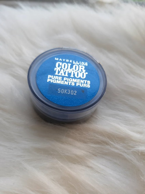 Maybelline Color Tattoo- Brush Blue