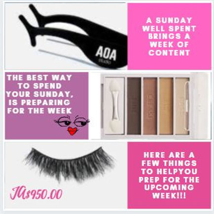Start the week right kit