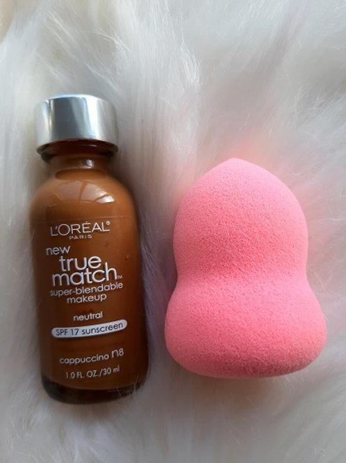 L'Oreal True Match Face Kit