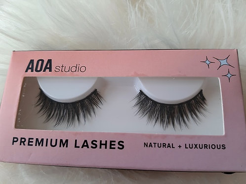 AOA 3D single lashes-Melissa