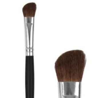 Coastal Scents  classic shadow angled natural brush -BR-C-N56