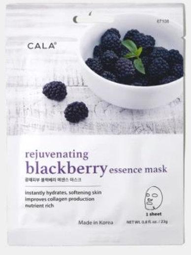 Cala Rejuvenating Blackberry Sheet Mask