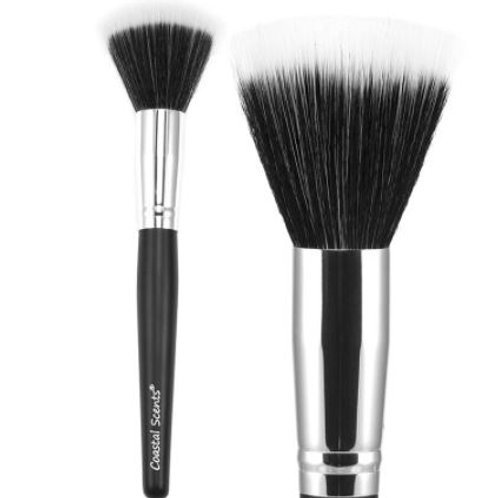 Coastal Scents Stippling Brush Synthetic -BR-C-S31
