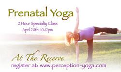 prenatal Yoga Pylon fix