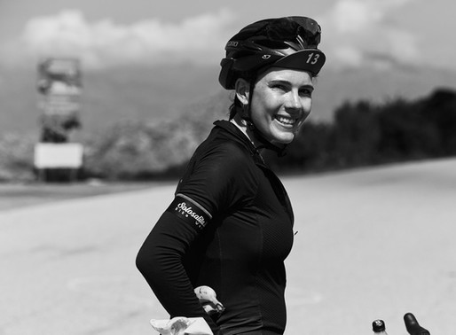 The BikingWomen of Corsica: Anne Wursthorn