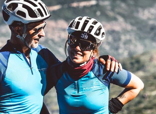 The BikingWomen of Corsica: Clémence Raffi