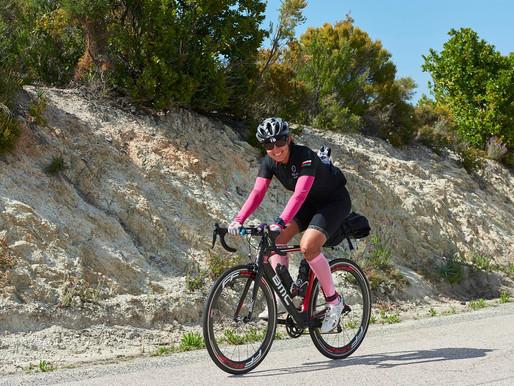 The BikingWomen of Corsica: Nora Ismagilova