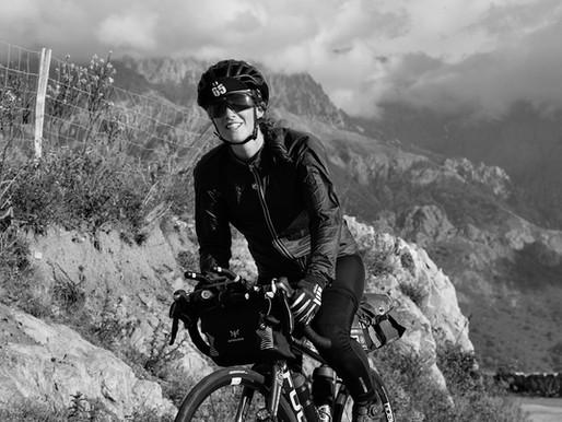 The BikingWomen of Corsica: Elenora Balbi
