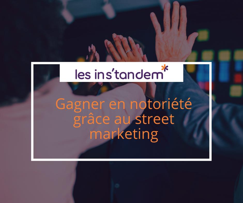 Street Marketing | Agence Tandem