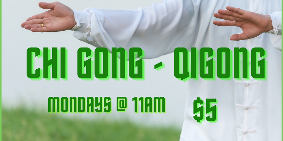 Qi Gong - Chi Gong with Robin