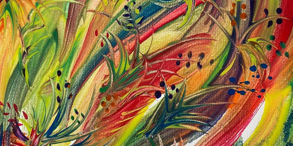 BOTI Studios Spiritual Art Creation Circle - 6/18/21