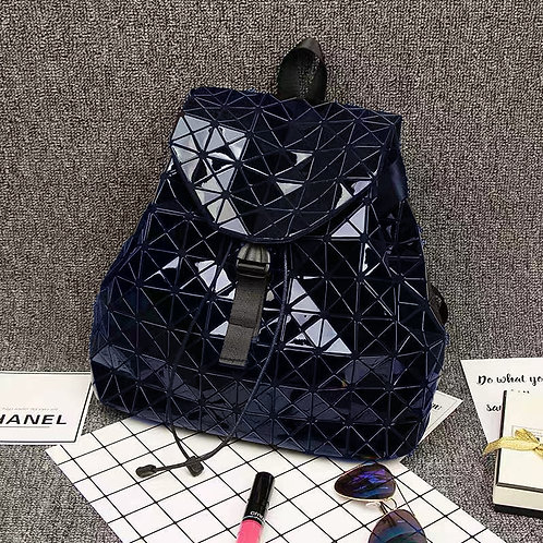 Super light Designer Back pack with many compartments in Navy Blue