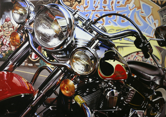 Let's Harley!