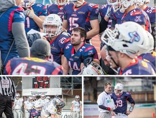 Wienerwald Amstetten Thunder starten in ihre erste AFL Saison und die Firma Ötscher ist als Sponsor