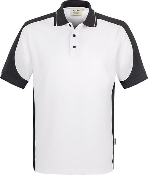 Performance Contrast Polo