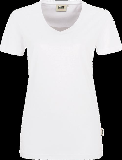 Performance Damen-V-Shirt