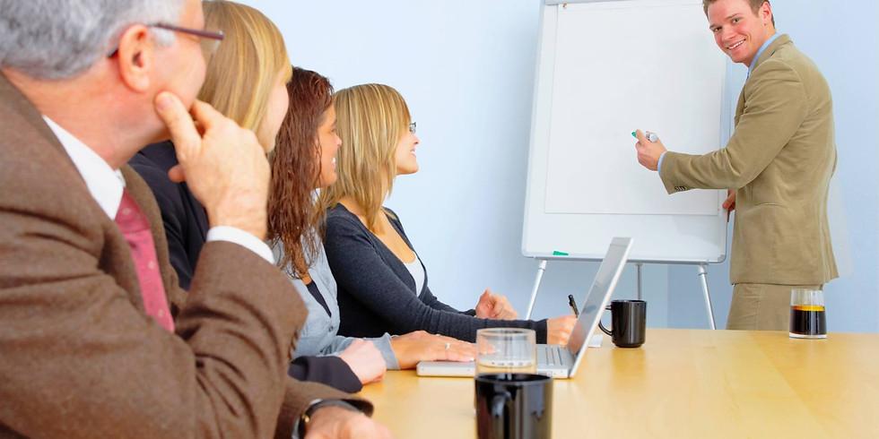 Trainer & Speaker Training