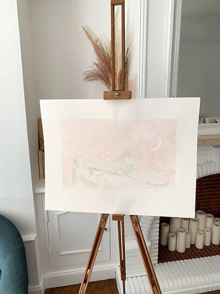aquarelle fantine reucha
