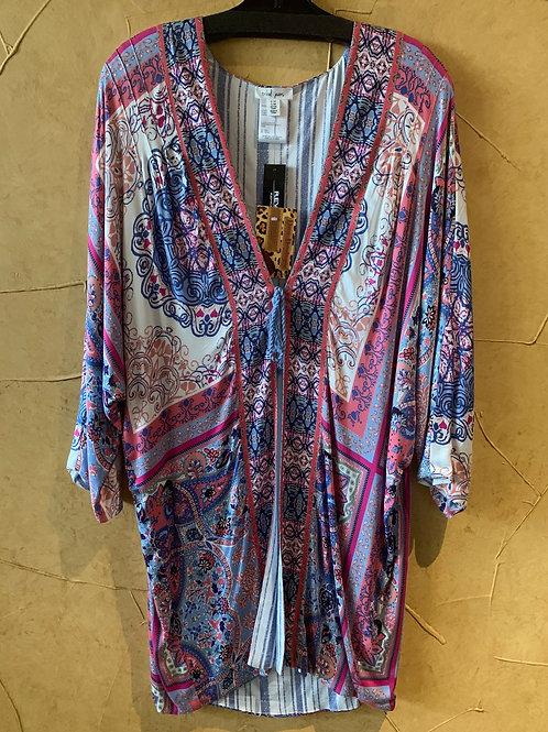 Tribal Reversible Kimono