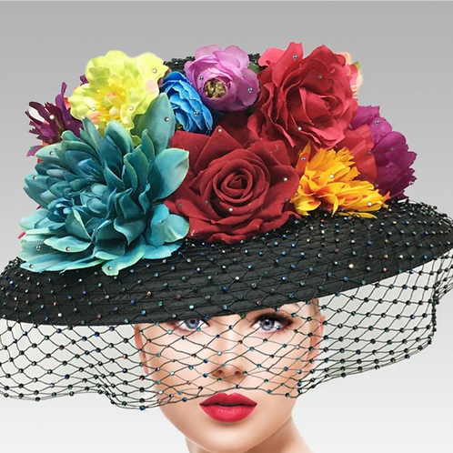 Derby Hat 2625 Posey