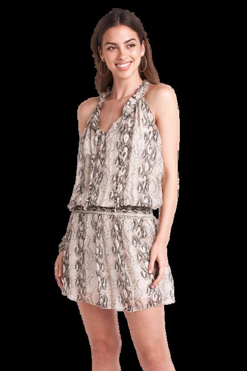Sofia Snake Dress 5691