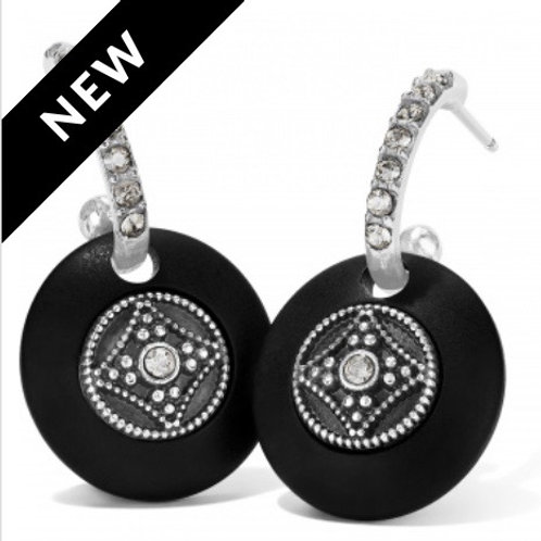 Free Spitit Hoop Drop Earrings