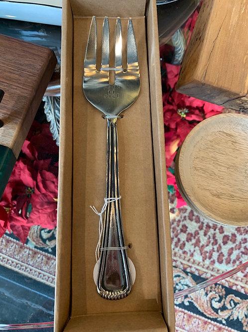 Fork It Over Serving Fork