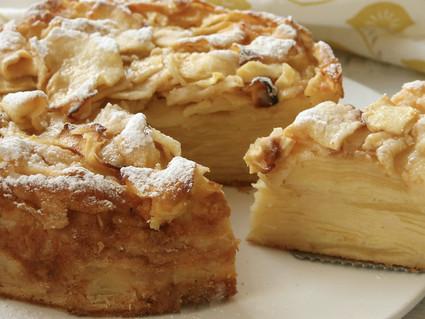 TORTA DI MELE / APPLE CAKE