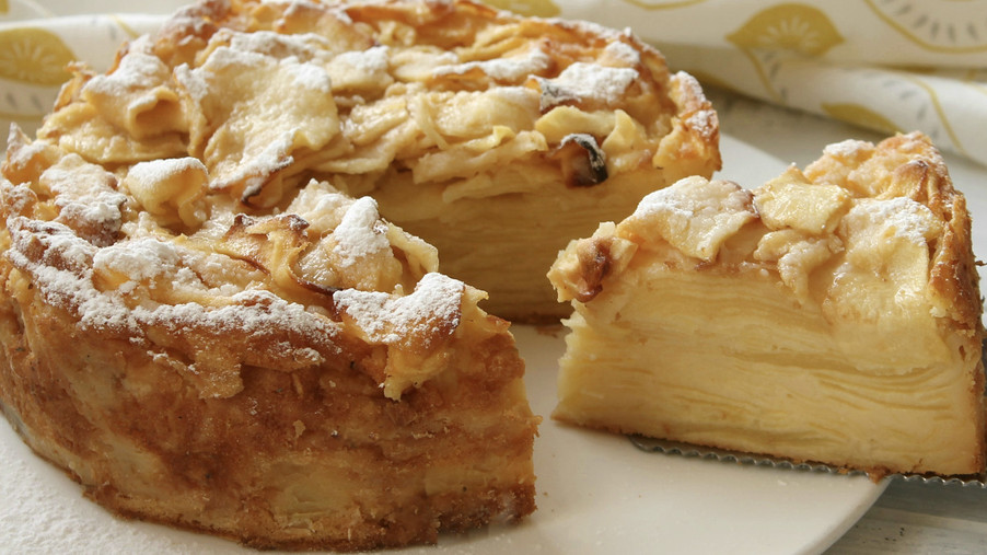 TORTA DI MELE / APPLE CAKE