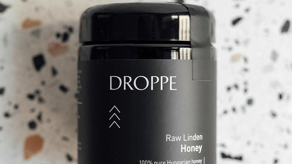 DROPPE Raw Linden Honey